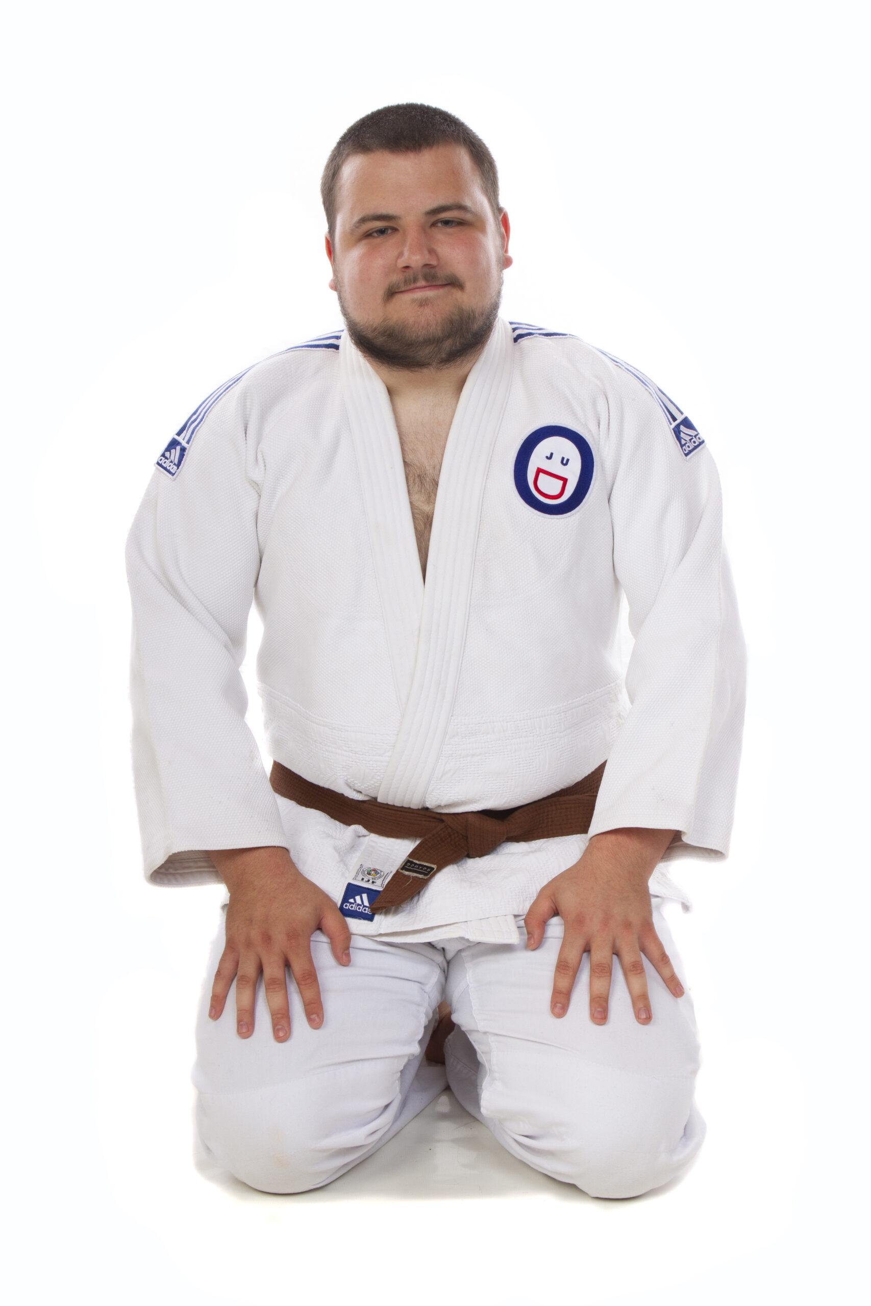 Destination Judo Logo